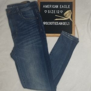 AEO | Super High Rise Jegging